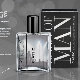 Spirit of Men Parfums